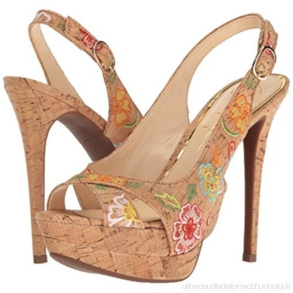 d15b055c24f NWOB Jessica Simpson Willey Platform Sandal
